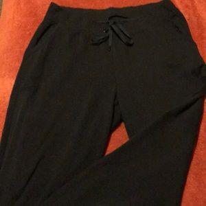 Victoria's Secrets Sport black sweatpants